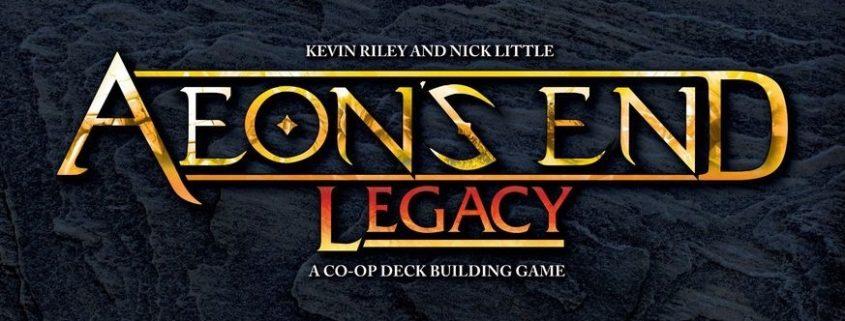 aeon's end legacy okładka