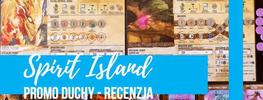 Spirit Island promo duchy